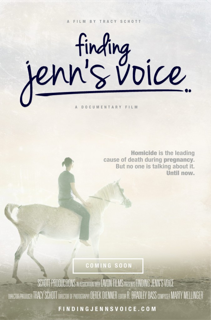 Film Poster for Finding Jenn's Voice