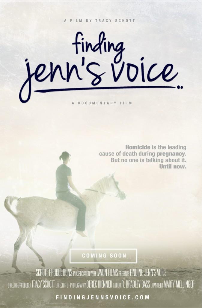 Film Poster for Finding Jenn's Voice